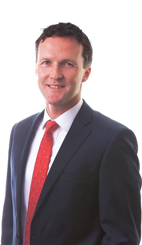 Fergal McNamara - Partner HDM Solicitors Limerick