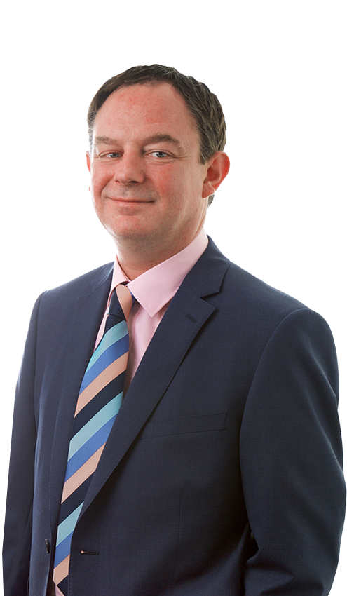 Keith Hogan - Partner HDM Solicitors Limerick